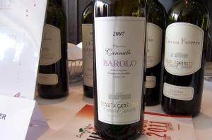 Tenuta Carretta Barolo Vigneti in Cannubi 2007
