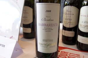 Tenuta Carreta Cascina Bordino, Barbaresco 2008